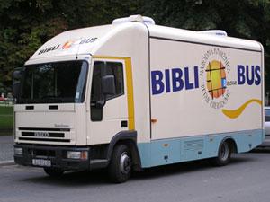 Bibliobus Narodne knjižnice