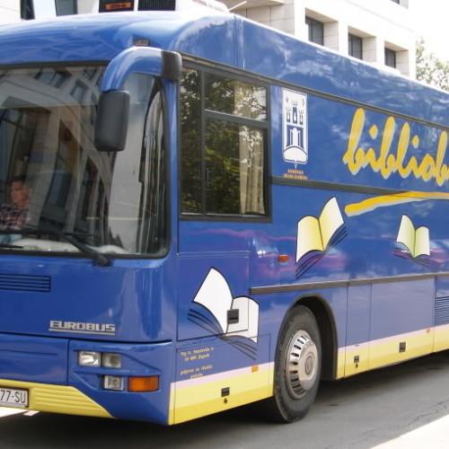 Bibliobus Knjižnica grada Zagreba